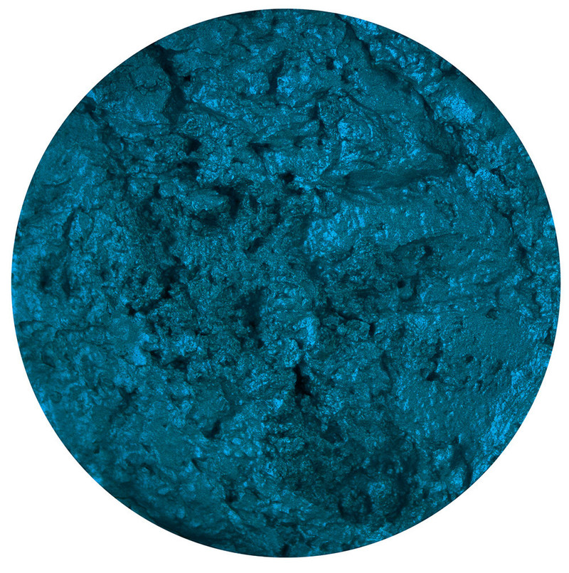 Nuvo Embellishment Mousse - Pacific Teal - 822N