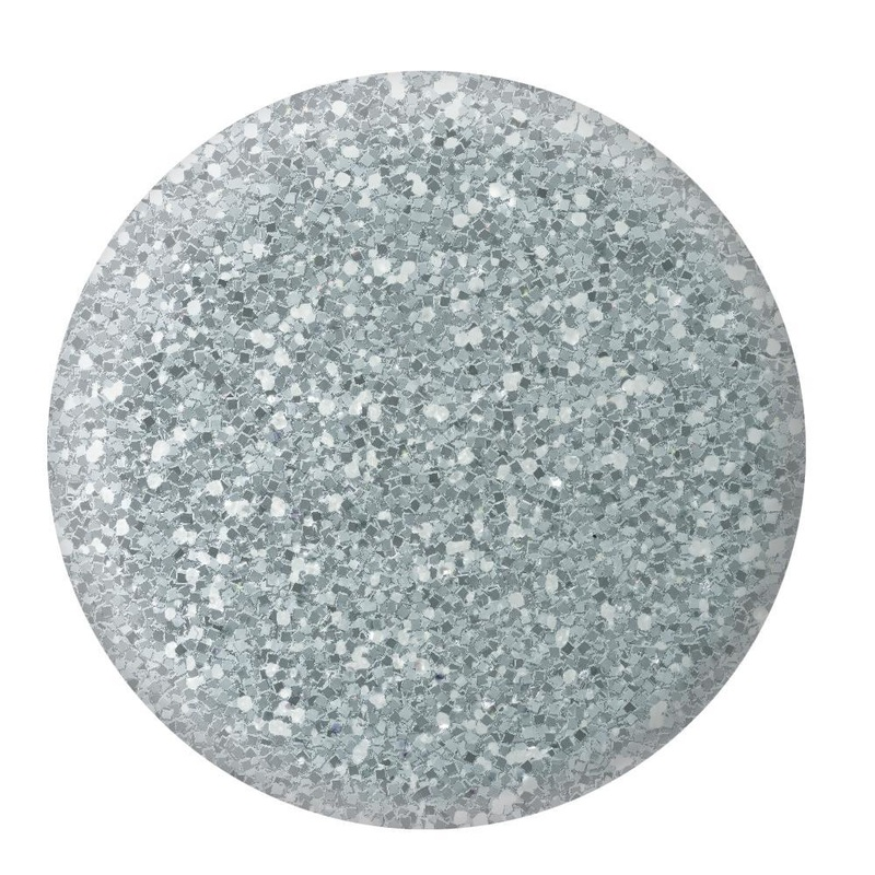 Nuvo - Glitter Accents - Silver Jubilee - 945n