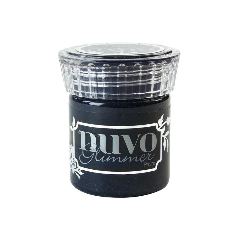 Nuvo Glimmer Paste - Black Diamond - 952N