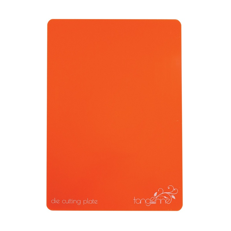 Tonic Studios - Tangerine - Orange Cutting Plate - 142e
