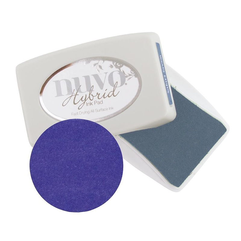 Nuvo - Ink Pad - Empire Blue - 212n