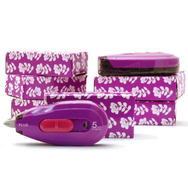 Guard Your ID Camo Tape Purple - 6 Pack (38872)
