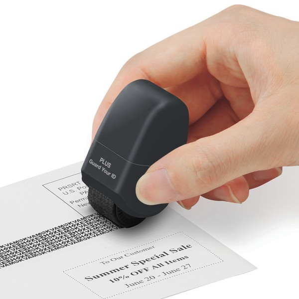 Guard Your ID Stamp & Roller 3-Pack