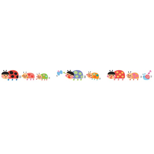 Decoration Tape - Ladybugs