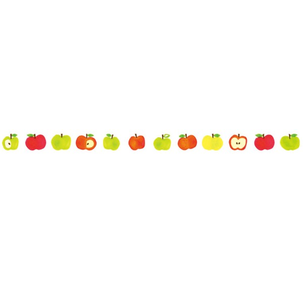 Petit Deco Tape - Apples