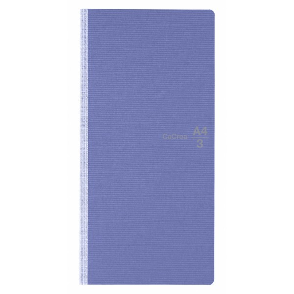 Notebook Slim - Blue
