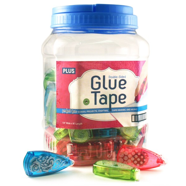 Glue Tape Jar