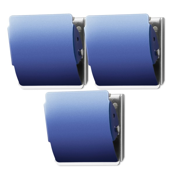 Extra Strong Magnet 3 Pack - Blue