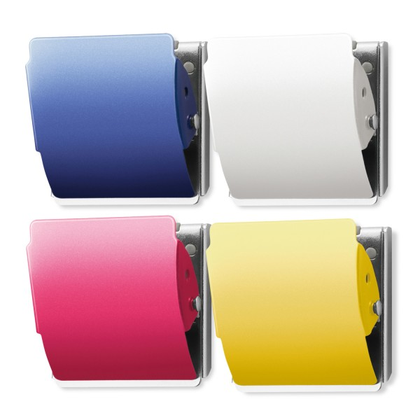 Extra Strong Magnet 4 Pack - Colored