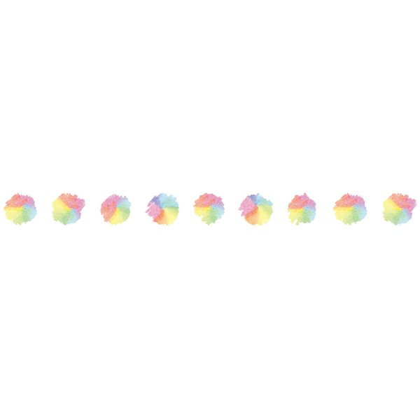 Petit Deco Tape - Rainbow Dots