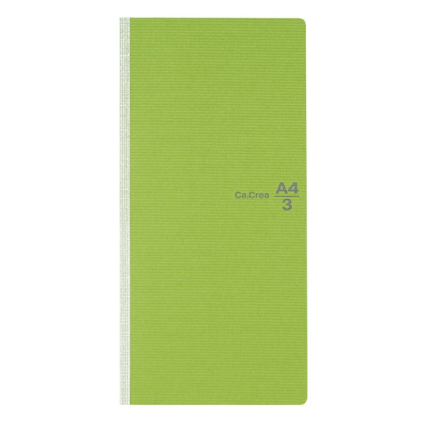 Notebook Slim - Green
