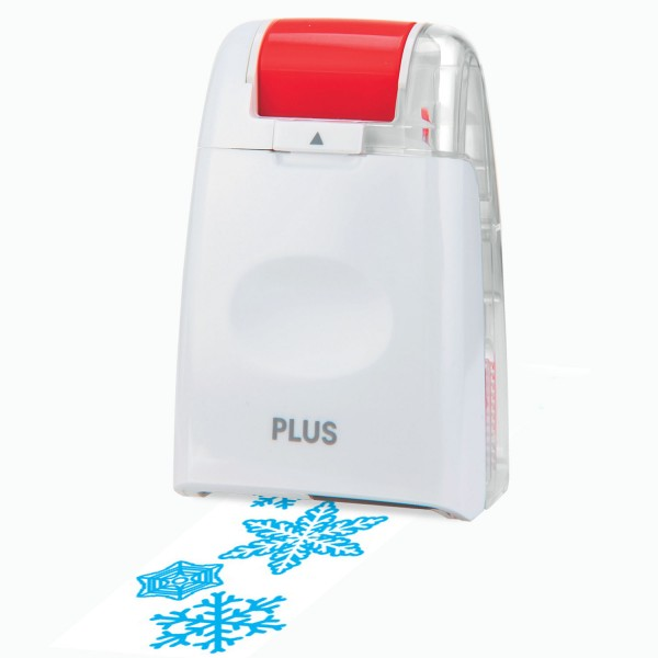 Decoration Roller - Snowflakes