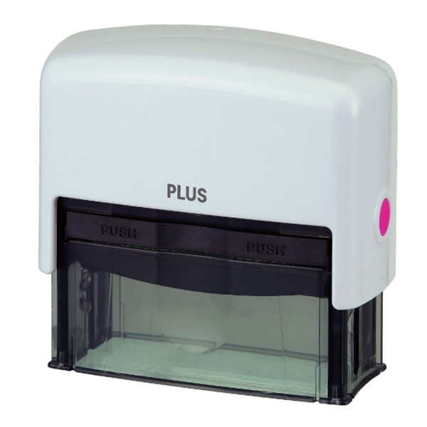 Guard Your ID Large Stamp - White