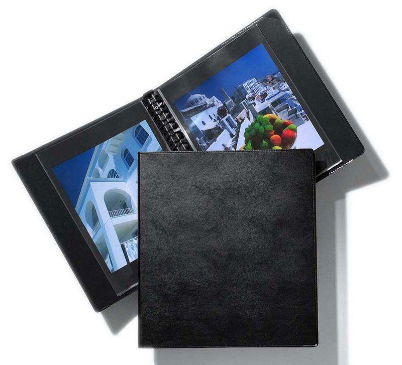 "Classic 102 Ring Binder Size: 14"" x 11"""