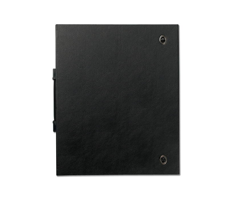 "Classic 202 Easel Binder Size: 20"" x 16"""