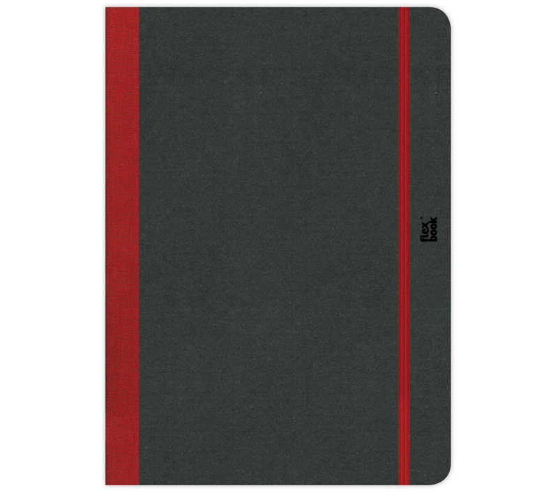 "Flexbook Sketchbooks Size: 6"" x 8½"" - Red"