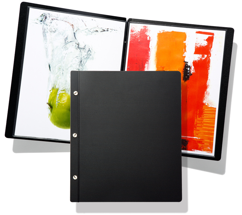 "Start Premium Post Bound Book Size: 14"" x 11"""