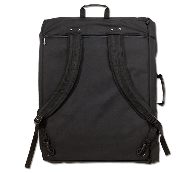 "Start Backpack 2000 Soft Side Portfolio Case Size: 27"" x 24"" x 2.5"" (Holds standard 23"" x 26"" artist clip board)*"