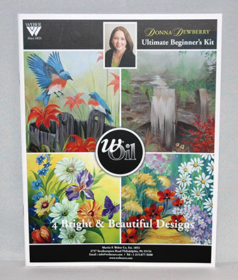Donna Dewberry Booklet-Ultimate Beginner