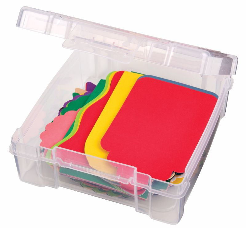 Artbin Essentials™ 6 X 6 Box