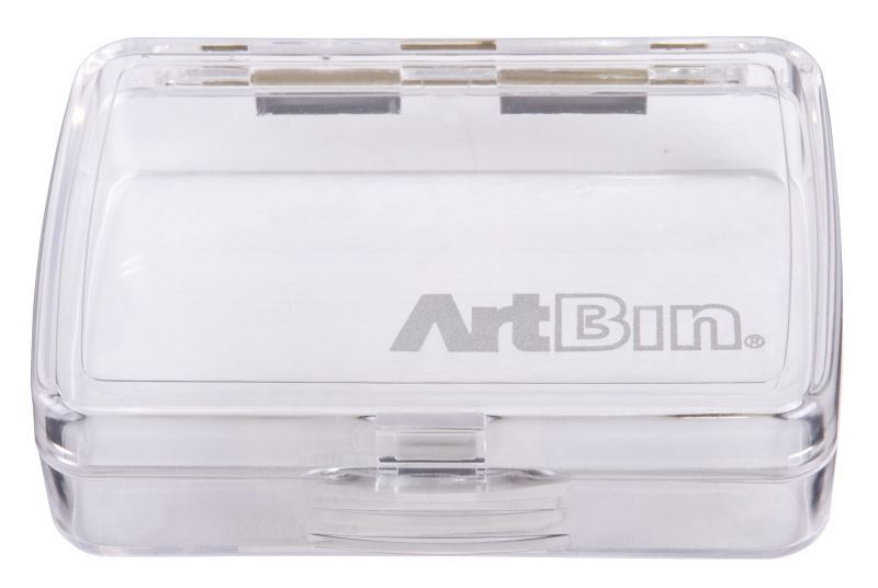 Petite Prism - Clear Storage Box