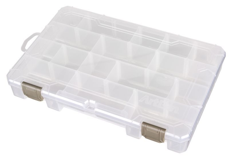 Solutions™ Box, Medium 6 Compartment