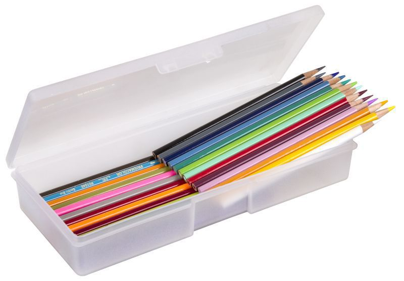 Artbin Pencil/marker Box - Clear