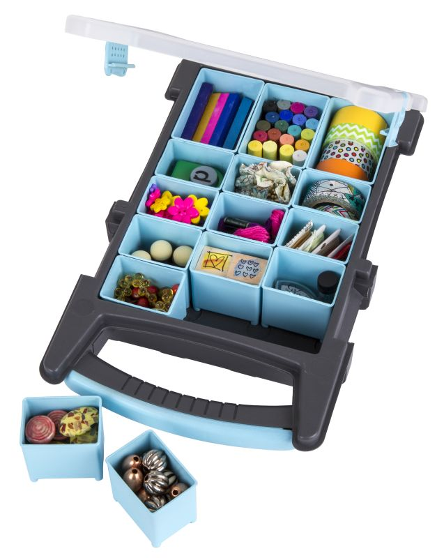 Artbin Quick View With Removable Bins