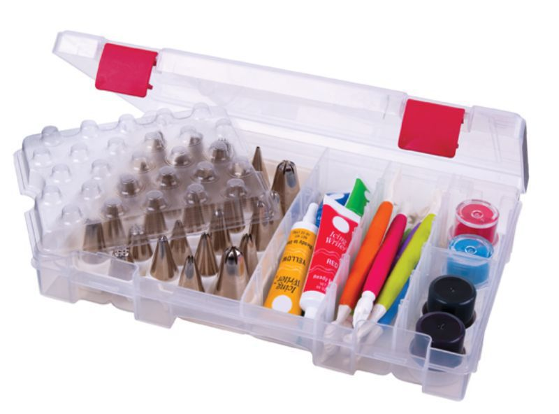 Solutions Cake Decorating Storage Box