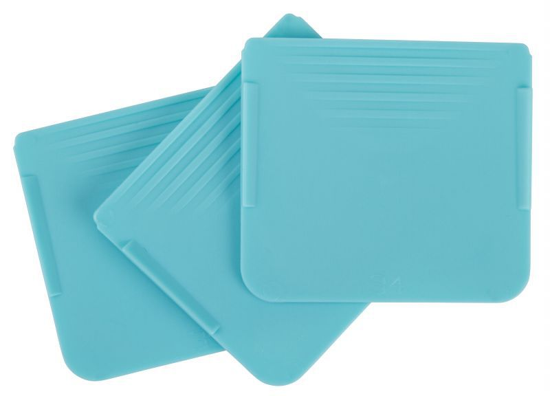 5712ag Zerust Anti Tarnish Divider Packs 12/pk. Teal