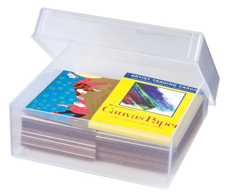 "Clearview™ Case (5"" X 5"" Box)"