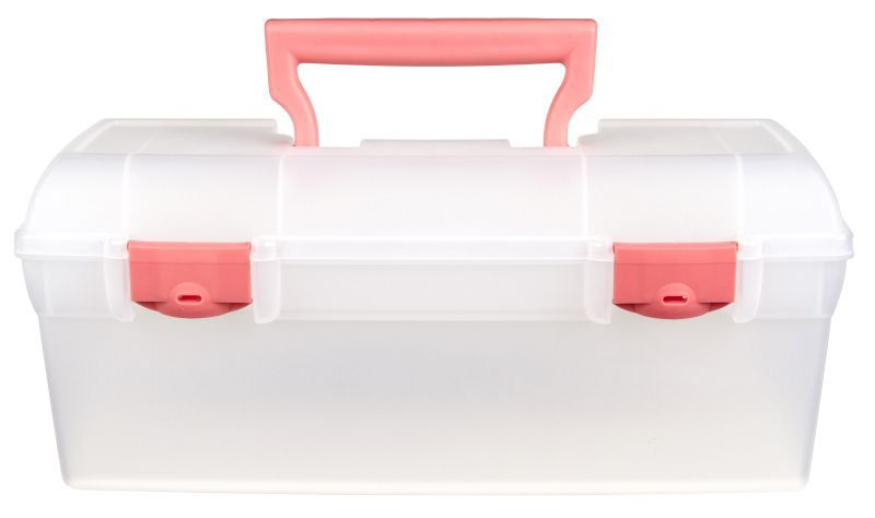 Essentials™ Lift Out Tray   Coral Latches & Handle