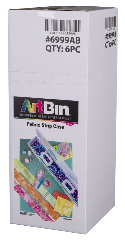 Artbin Fabric Strip Case