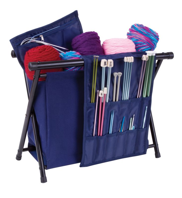 Artbin Needle Arts Caddy - Navy