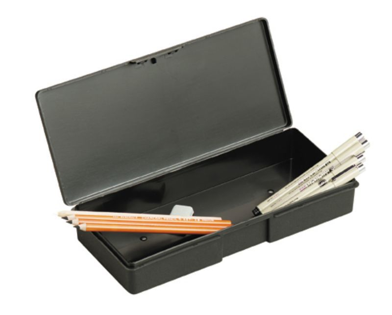 Artbin Pencil Marker Box- Black