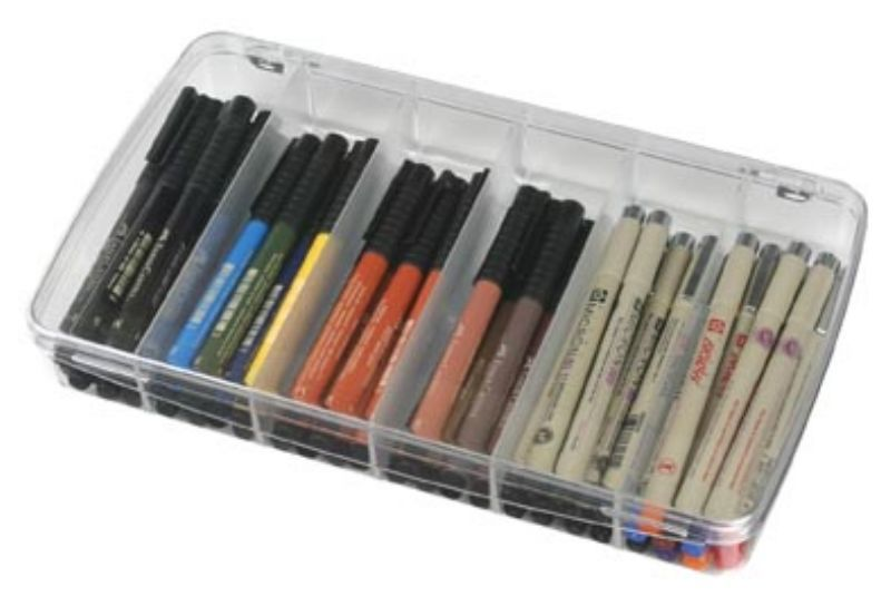 Prism™ 6 Compartment Box