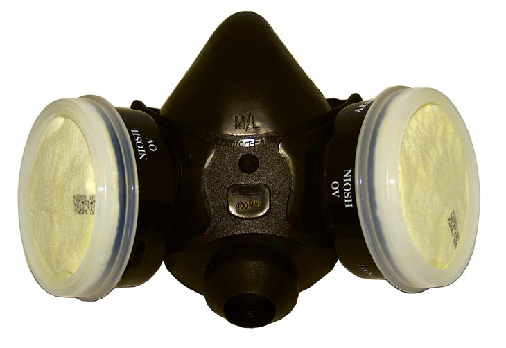 Paasche Paint and Vapor Respirator - 99