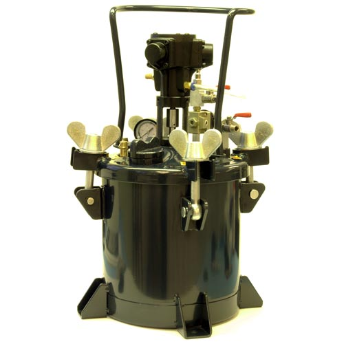 Paasche 2.5 Gallon Tank with Agitator - PT-25A