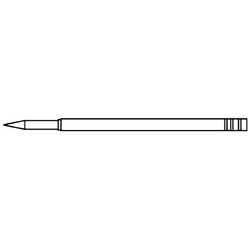 Paasche 6 INCH EXTENSION NEEDLE - A-AU-6