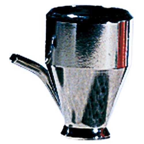 Paasche 1/4oz Metal Color Cup for F Model - F-1/4-OZ