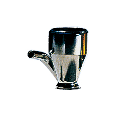 Paasche 1/4 Ounce Metal Cup For H & HS Airbrush - H-1/4-OZ