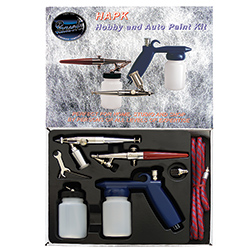 Paasche Hobby and Auto Paint Kit - HAPK
