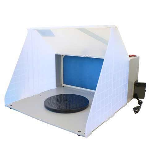 Paasche Hobby Spray Booth 16-Inch Wide by 13-Inch High - HB-16-13