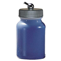 Paasche 3 Ounce Plastic Bottle Assembly For H Airbrush - HP-3-OZ