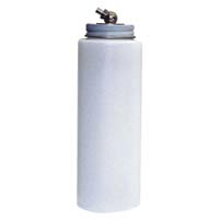 Paasche 8 Ounce Plastic Bottle Assembly For HS Airbrush - HPS-8-OZ