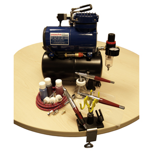 Paasche Profesional Tattoo Set - PTS-3S