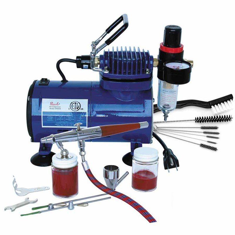Paasche Airbrush Paasche VL-100D Airbrush Intermediate Package