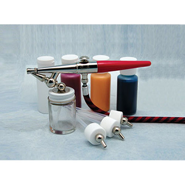 Paasche Airbrush Paasche Model AP-H Single Action Airbrush Paint Kit
