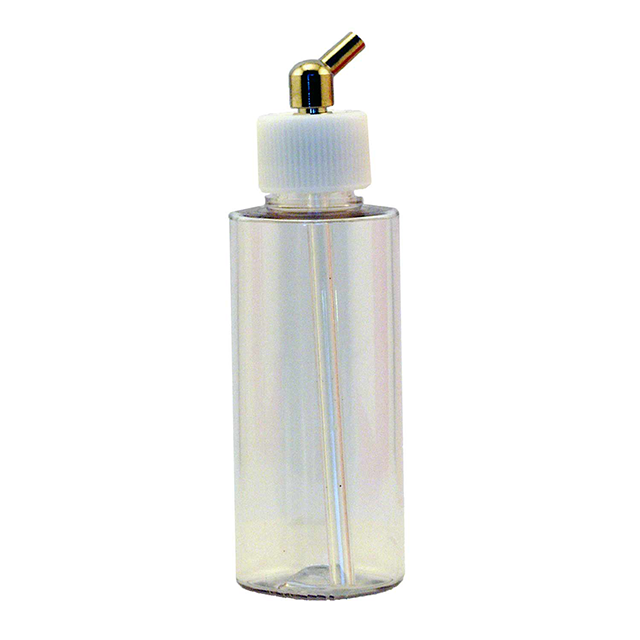 Paasche Airbrush Paasche 2oz Plastic Bottle Assembly For H & EZ airbrushes - BA-30-2P