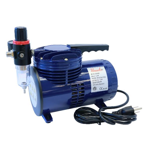 Paasche Airbrush Paasche Model D220R 1/4 HP Compressor with Regulator and Moisture Trap